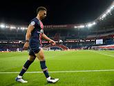 Thilo Kehrer voudrait quitter le Paris Saint-Germain