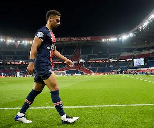 Un joueur du Paris Saint-Germain absent plusieurs mois ?