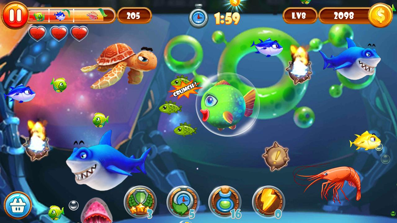 Fishing frenzy super fishing 2017 android apps on for Fishing games 2017