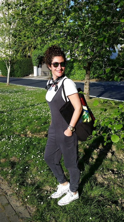 LOOK 6- JUMPSUIT - Blog De Gucci a Zarucci