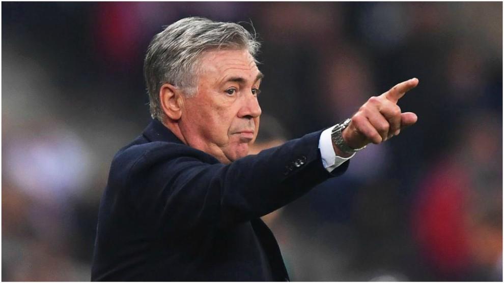 Ancelotti, en una imagen de archivo.