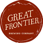 Logo for Great Frontier Brewing Company