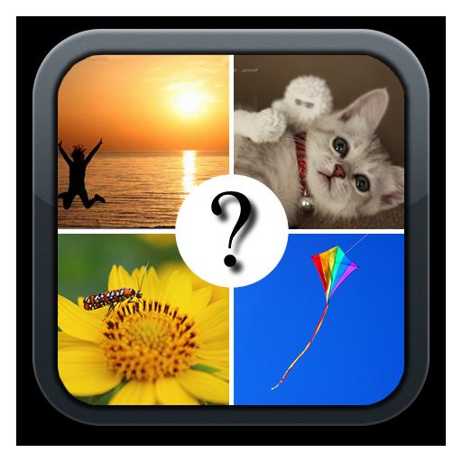 4 Pics 1 Word 拼字 App LOGO-硬是要APP