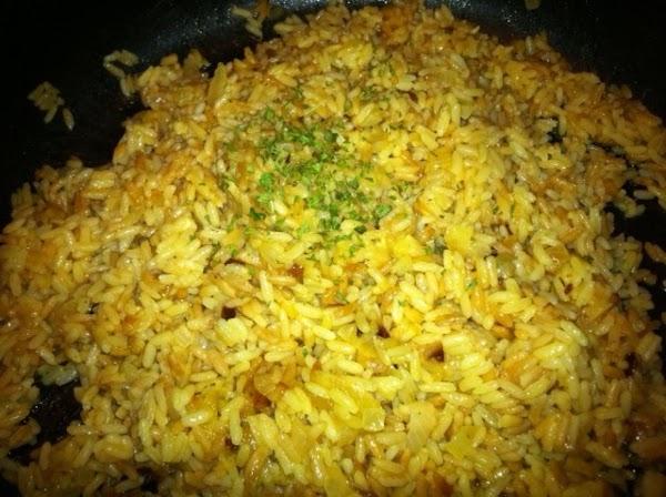 Grandma's Rice Recipe