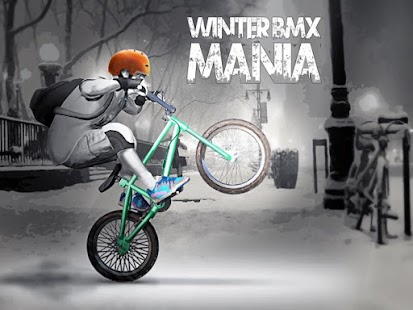 Winter BMX Mania- screenshot thumbnail
