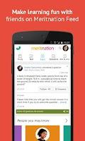 Screenshot of Meritnation