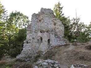 Photo: 22.Ruiny Zamku Zniev.