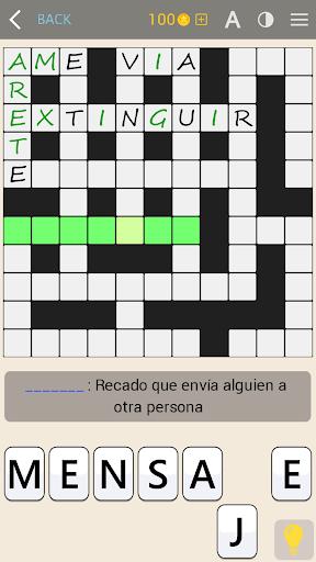 Crosswords - Spanish version (Crucigramas) apkpoly screenshots 2