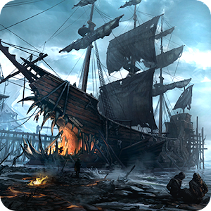 Ships of Battle: Ages of Pirates -Wars 'n Strategy 2.5.0 APK+DATA MOD