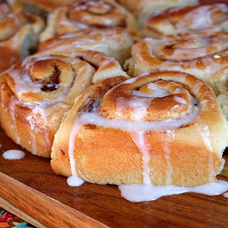 No Yeast Or Baking Powder Cinnamon Rolls Recipes
