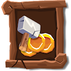 Bitcoin Miner Idle Clicker Tycoon icon
