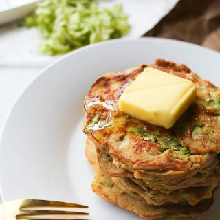 Zucchini Bread Coconut Flour Pancakes