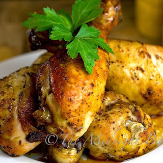 Slow Cooker Roasted Drumsticks