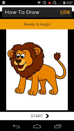 玩免費遊戲APP|下載How to Draw Animal app不用錢|硬是要APP
