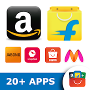 Flipkart, Amazon, Best 20 Online Shopping Apps