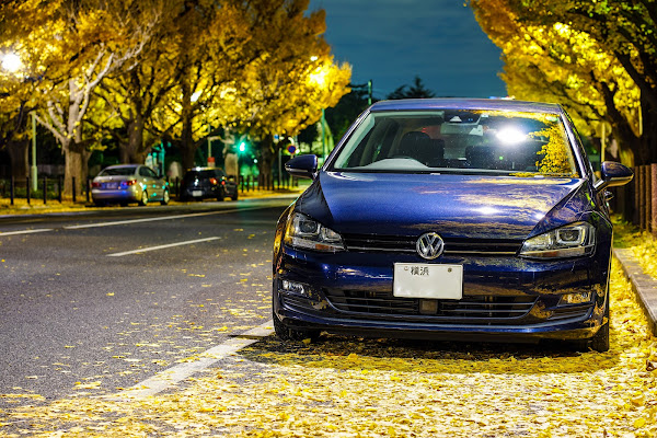 Volkswagen Golf7 スマートミスト親水タイプ