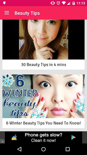 Beauty Tips HD Videos