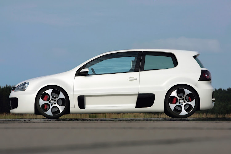 The 478kW GTI-W12 was one of a kind.