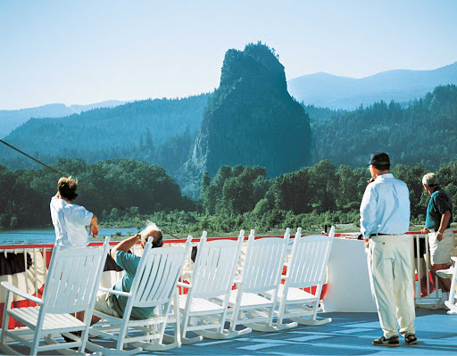 Deck-Chairs-on-Columbia.jpg - Pull up a deck chair on your American Cruise Lines sailing along the Columbia River in Washington and Oregon.