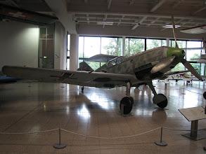 Photo: Deutsches Museum exhibits: Messerschmitt Bf109