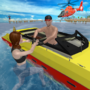 Coast Lifeguard Beach Rescue