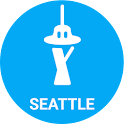 Seattle Travel Guide, Tourism icon