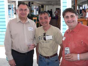 Photo: Lee Brueni, Hon Vuong, Al Siano