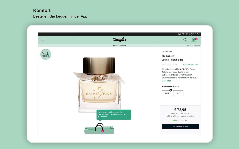 Douglas- screenshot