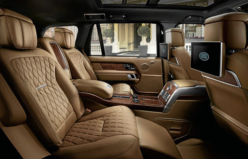 Land Rover has revealed its most luxurious Range Rover yet, the SVAutobiography.