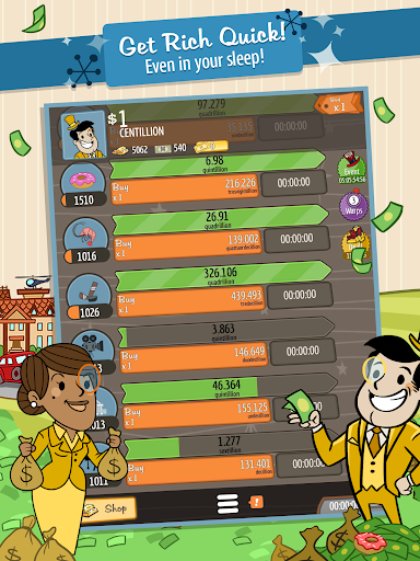 AdVenture Capitalist - screenshot