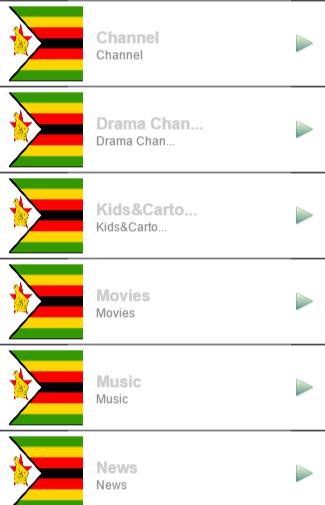 Zimbabwe TV Channel Info