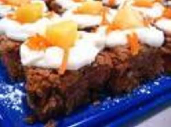 Mom's Baby Carrot Bars Recipe