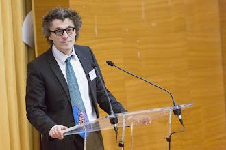 Photo: Vincent Berger, responsable parité, Conférence des présidents d'université - Photo Olivier Ezratty