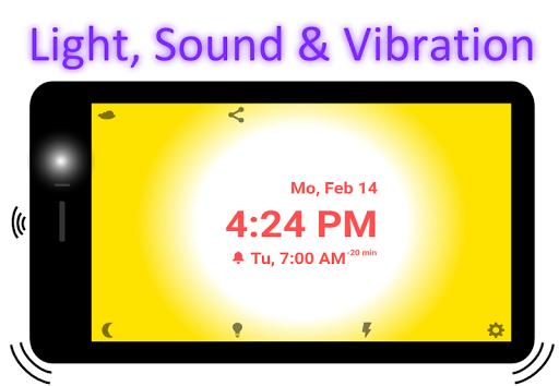 Gentle Wakeup - Sleep & Alarm Clock with Sunrise 2.6.6 screenshots 3