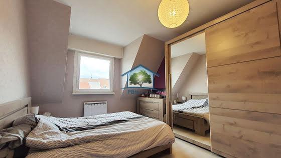 Vente appartement 3 pièces 65,48 m2