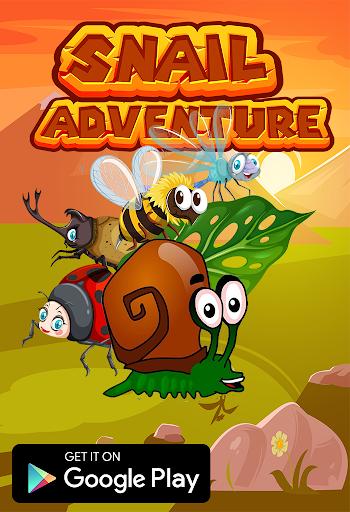 Snail jungle bob 5 adventure 2.0 screenshots 1