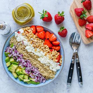 Quinoa Salad Dressing Recipes.