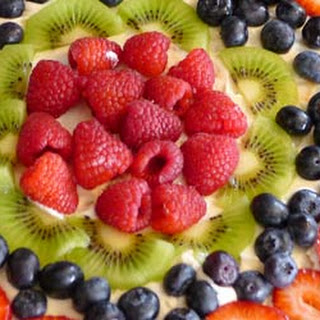 Gluten-Free Fruit Pizza