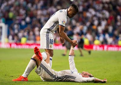 Real Madrid : Gareth Bale et Mariano Diaz ont été désignés pires joueurs de l'effectif par les supporters