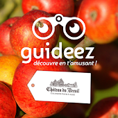 Guideez at the Chateau du Breuil (English)