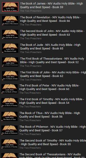 Bible New International Ver.