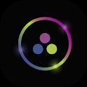 Color Stars Theme & Iconpack icon