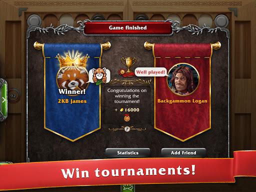 Backgammon Masters Free apkdebit screenshots 8