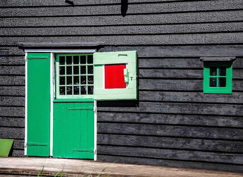 la porta tricolore di domenicolobinaphoto
