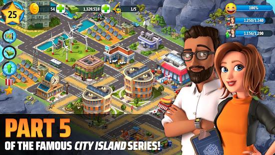 City Island 5 Tycoon Building Simulation Offline 2.5.0 MOD ...