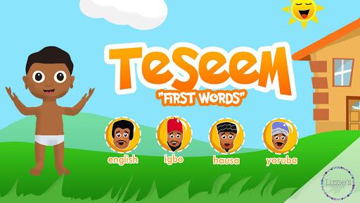 玩免費教育APP|下載Teseem - First Words app不用錢|硬是要APP