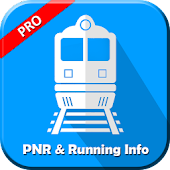 PNR & Live Train Running Status PRO