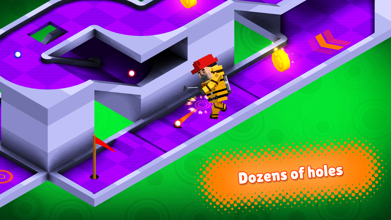 Mini Golf Buddies- screenshot