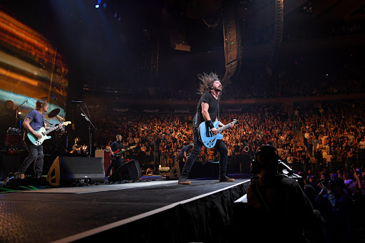 Foo Fighters Reopen Madison Square Garden With Musical Medicine for the Masses