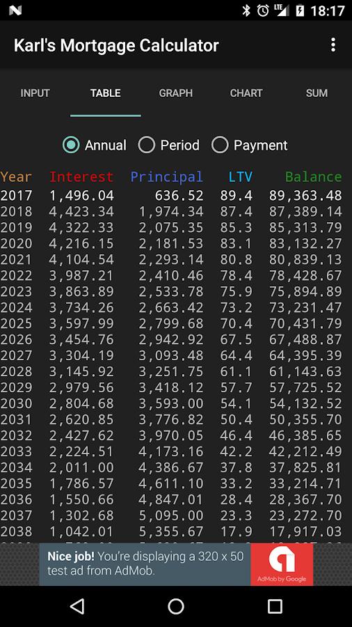 karl u0026 39 s mortgage calculator
